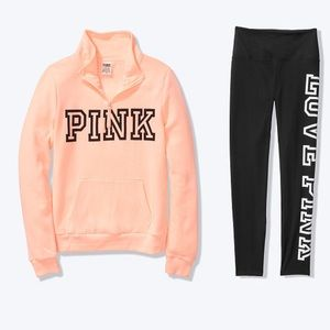 Pink set medium for women